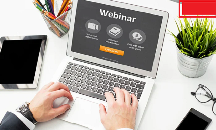 Webinar for lead generation