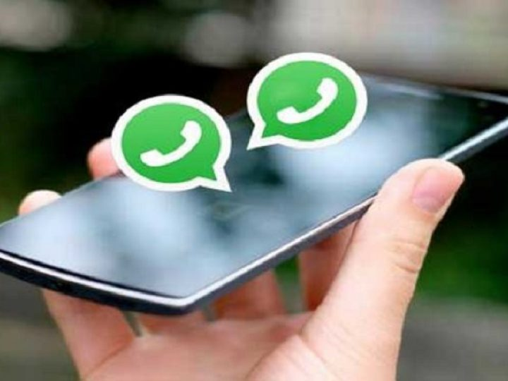 How to use WhatsApp on two phones