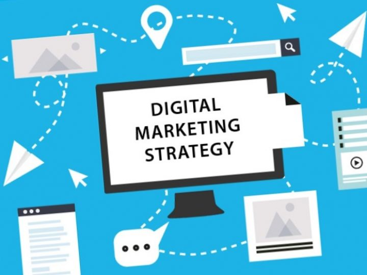 The 5 pillars of any effective online marketing strategy